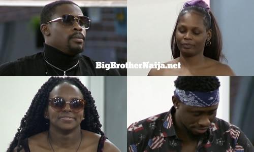 Big Brother Naija 2020 Week 4 Voting Results