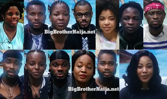 Big Brother Naija 2020 Week 5 Nominated Housemates