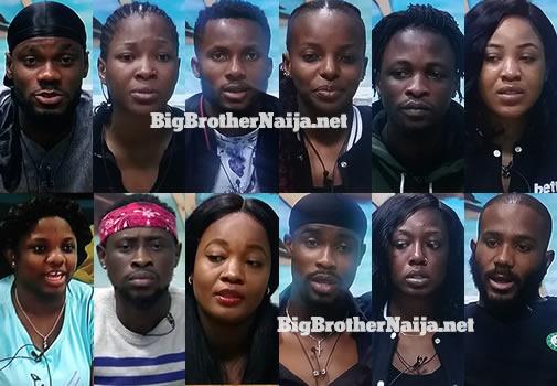 Big Brother Naija 2020 Week 6 Nominated Housemates
