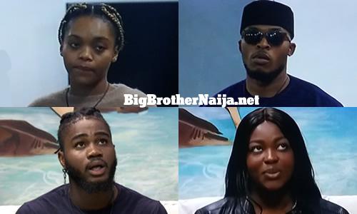 Big Brother Naija 2020 week 1 voting results
