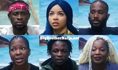 Big Brother Naija 2020 Week 7 Official Voting Results