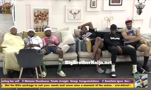 Big Brother Naija Season 5 Week 9 nominations: Housemates listen to Biggie as he announces the nominated housemates