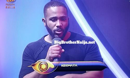 Terseer Kiddwaya Evicted from Big Brother Naija 2020 on Day 56