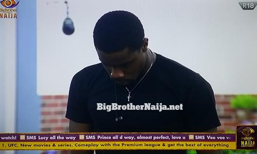 Neo receives a Strong and Final Warning on Day 49 of Big Brother Naija 2020 'Season 5'
