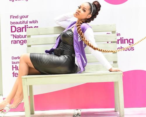 Darling Task: Team Braids, Nengi's Photo shoot