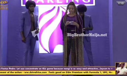 Team Braids of Prince, Nengi & Trikytee wins the Darling Find Your Beautiful Task on day 51 of Big Brother Naija season 5