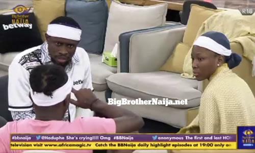 Big Brother Naija Season 5 Nominations: Team White - Trikytee, Laycon and Vee