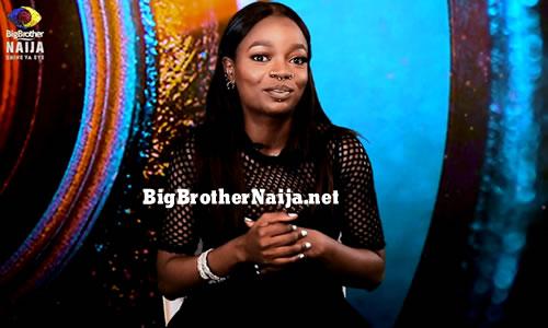Arin, Big Brother Naija 2021 'Season 6' housemate