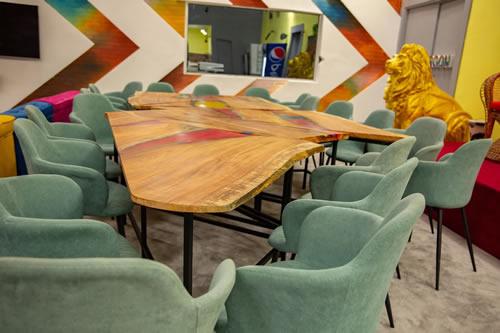 Big Brother Naija 2021 'Season 6' house, Dining area