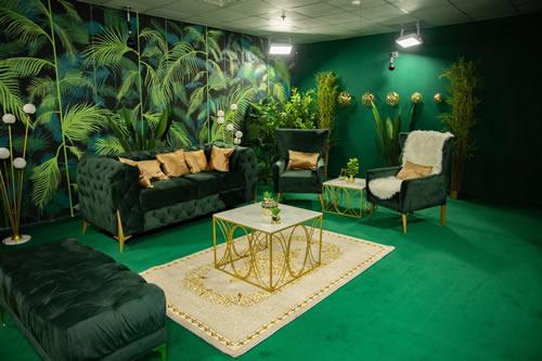 Big Brother Naija 2021 'Season 6' house, Executive lounge
