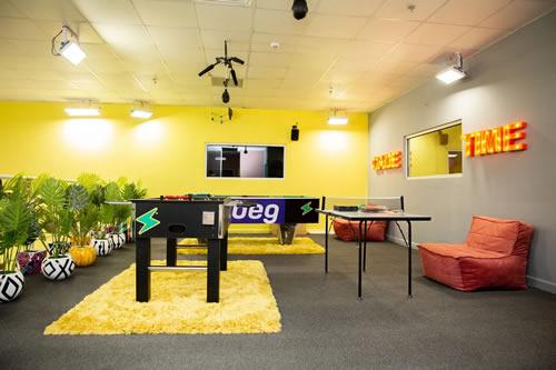 Big Brother Naija 2021 'Season 6' house, Indoor game lounge