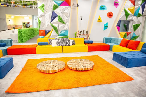 Big Brother Naija 2021 'Season 6' house, Lounge