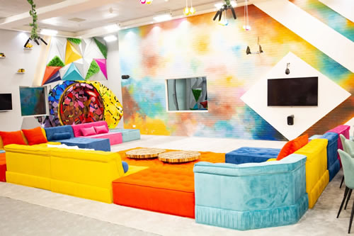 Big Brother Naija 2021 'Season 6' house, Lounge 3