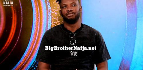 Ikechukwu Sunday Cross Okonkwo, Big Brother Naija 2021 'Season 6' housemate