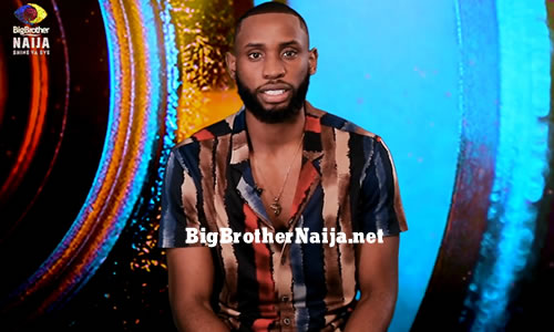 Emmanuel Umoh, Big Brother Naija 2021 'Season 6' housemate