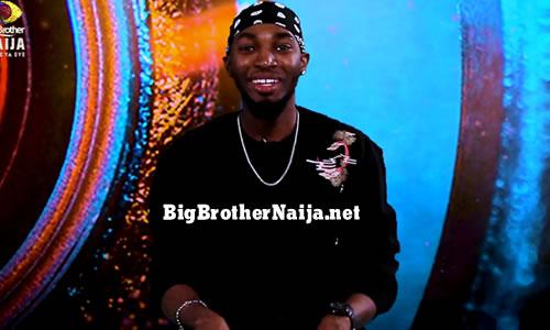Jaypaul, Big Brother Naija 2021 'Season 6' housemate