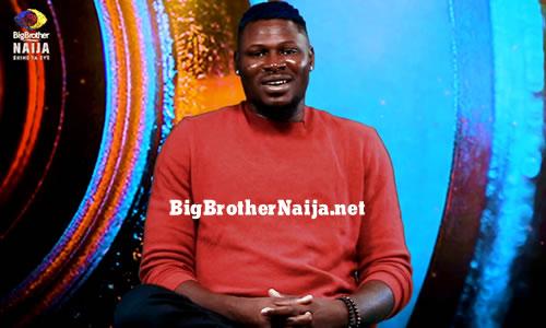 Niyi, Big Brother Naija 2021 'Season 6' housemate