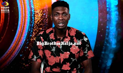 Sammie, Big Brother Naija 2021 'Season 6' housemate