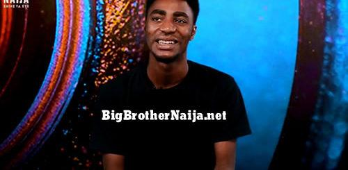 Yerins, Big Brother Naija 2021 'Season 6' housemate