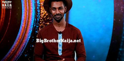 Yousef, Big Brother Naija 2021 'Season 6' housemate