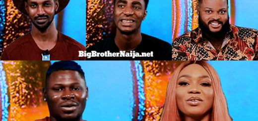 Big Brother Naija 2021 Week 2 Nominated Housemates