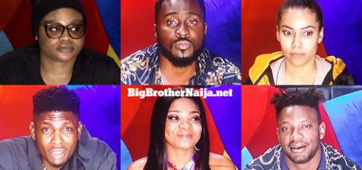 Big Brother Naija 2021 'Season 6' Week 5 Nominated Housemates