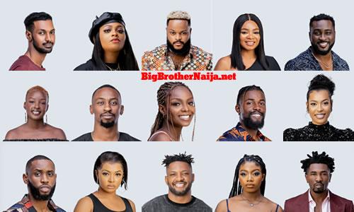 Big Brother Naija 2021 'Season 6' Week 6 Nominated Housemates
