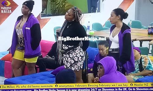 Big Brother Naija 2021 'Season 6' Week 3 Nominations