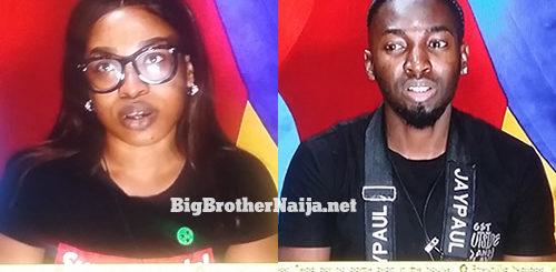Jaypaul and Jackie B win Big Brother Naija 2021 'Season 6' Week 6 Double Heads of House