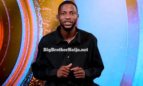 Kayvee leaves Big Brother Naija 2021 'Season 6'