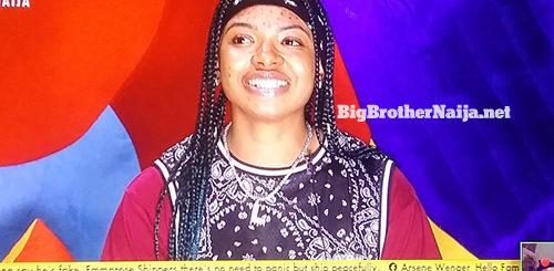 Liquorose wins Big Brother Naija 2021 'Season 6' week 5 Head of House title