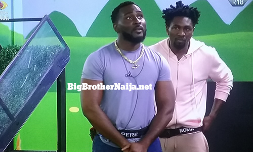 Pere wins Big Brother Naija 2021 'Season 6' Week 3 Head of House