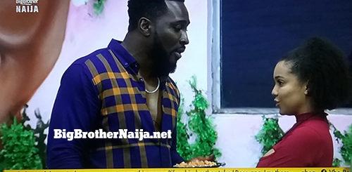 Pere and Maria, Big Brother Naija 2021 'Season 6' wildcards