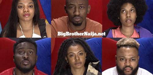 Big Brother Naija 2021 'Season 6' Week 8 Nominations