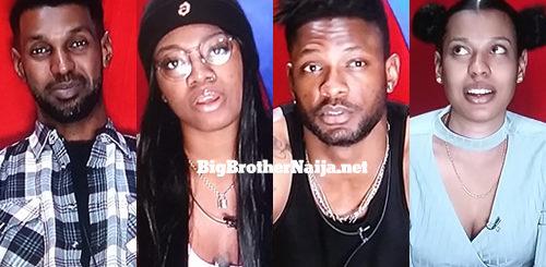 Big Brother Naija 2021 'Season 6' Week 7 Nominations