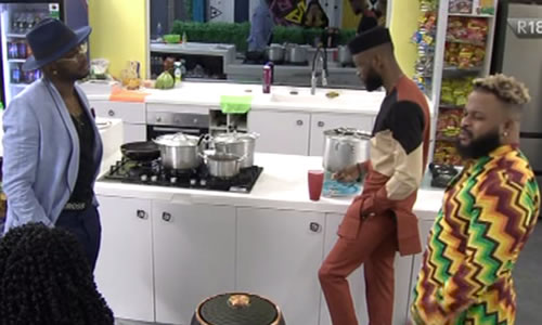 Cross and Whitemoney Reminisce about falling for some ladies in the Big Brother Naija Season 6 house
