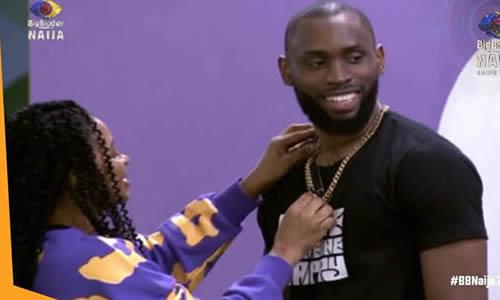 Emmanuel win Big Brother Naija 2021 (Season 6) Week 10 Head Of House Title