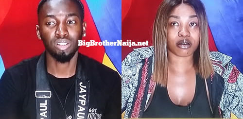 Jaypaul and Jackie B evicted from Big Brother Naija 2021 (Season 6)