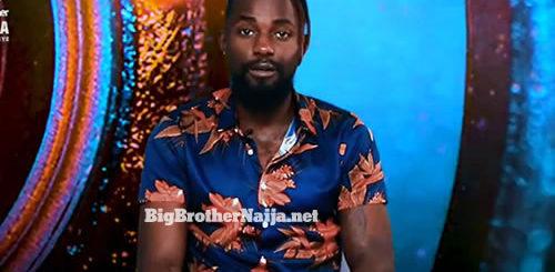 Michael Chukwuebuka Ngene, Big Brother Naija 2021 (Season 6) housemate