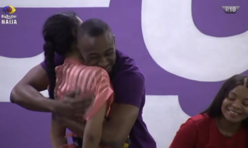 Nini wins Big Brother Naija 2021 (Season 6) Week 8 Veto Power
