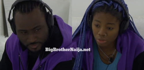 Pere and Angel make it to the Big Brother Naija 2021 (Season 6) Grand Finale Week