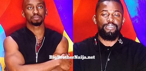 Saga and Michael receive strikes from Big Brother