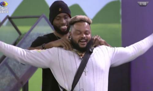 Whitemoney wins Big Brother Naija 2021 (Season 6) Week 8 Head of House Title